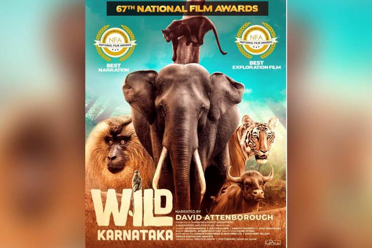 The poster of Wild Karnataka