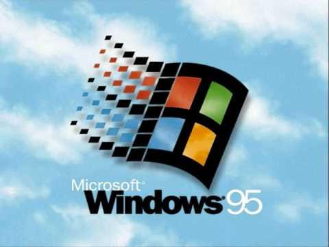 Windows 95 turns 20 and new ways of interacting show up desktops age