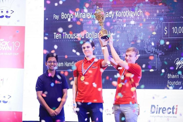 Global coding event in Bengaluru sees intense face-off in 5-hour programming battle