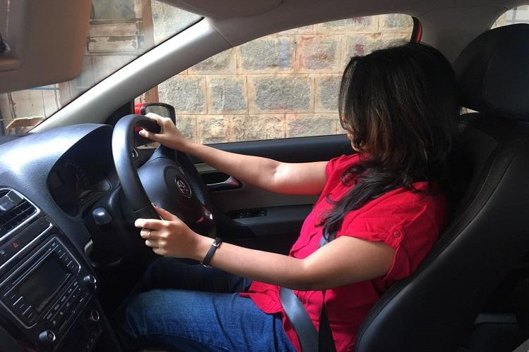 Women hold just 56 of Hyderabads driving licences and theyre sick of your jokes