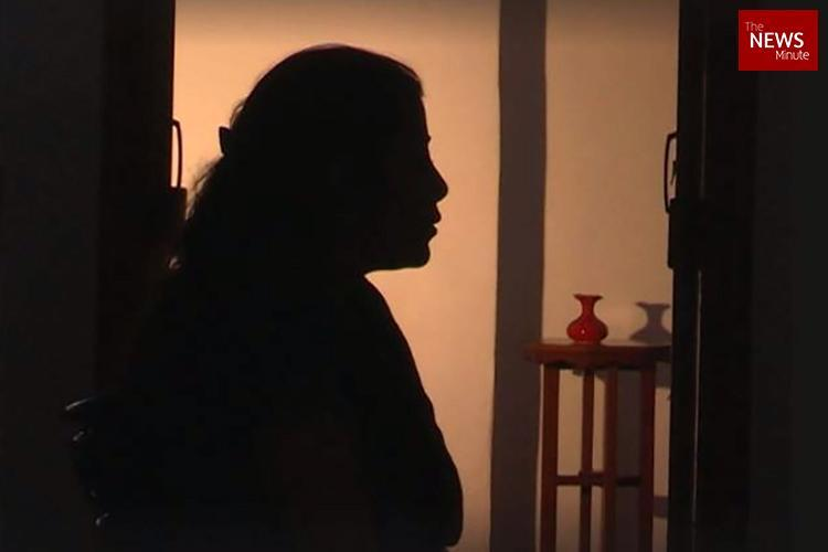 Chennai journalist denies allegations of sexual abuse says actor Gayatri is blackmailing him
