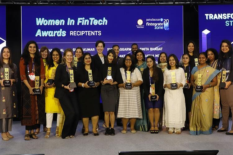 20 influential women in Fintech awarded at Fintegrate Zone conclave
