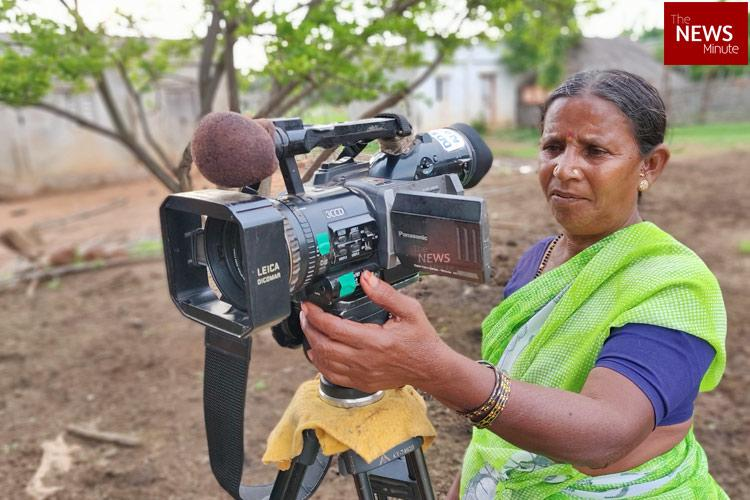 Changing lives with a camera Meet the Dalit women farmer-reporters of Telangana