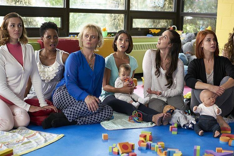 Workin Moms Season 2 Humorous heartfelt but not entirely over its privilege