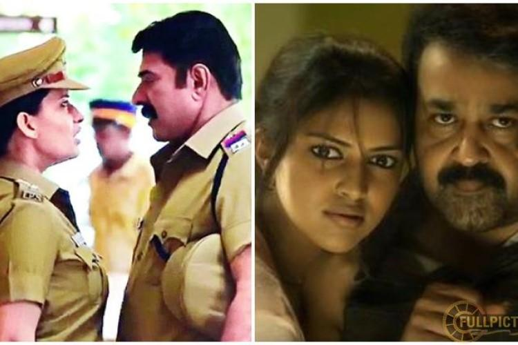 Me Too on screen Malayalam films which glorify workplace sexual harassment