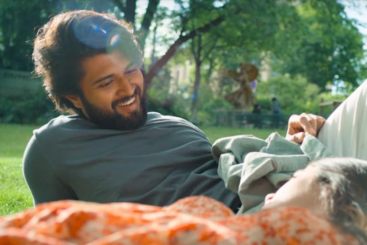 World Famous Lover review Vijay Deverakonda is World Famous Man Baby in tiresome film