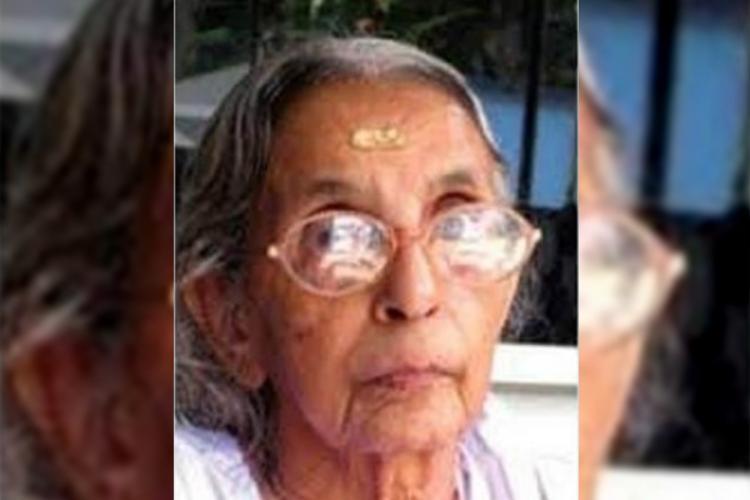 Kerala writter Sumangala