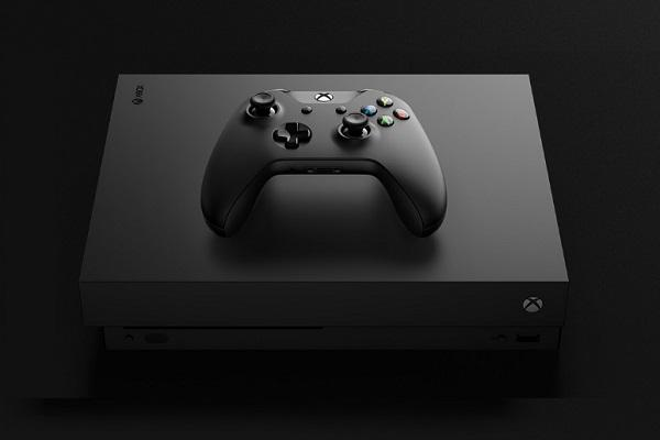 Microsoft unveils Xbox One X to directly take on Sonys PlayStation