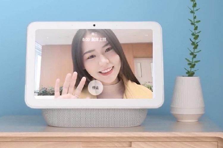 Xiaomi takes on Amazon and Google launches voice controlled XiaoAI Touchscreen Pro 8