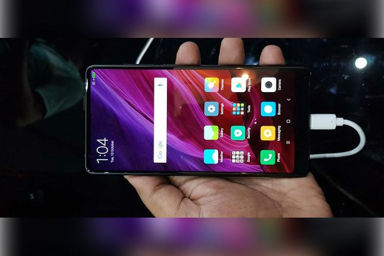 Xiaomi Mi Mix 2 launched at Rs 35999 to heat up premium segment in India