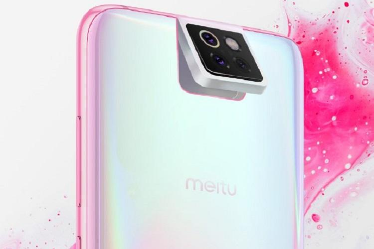Xiaomi teases new smartphone under Meitu brand with flip front camera