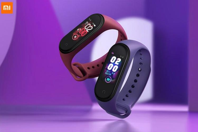 Xiaomi Mi Band 4 with AMOLED display 20 days battery life launched