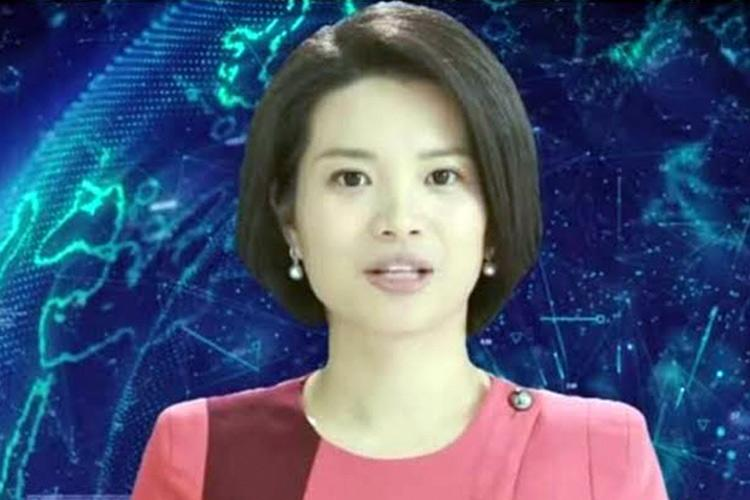 Chinas Xinhua unveils worlds first AI-based female news anchor