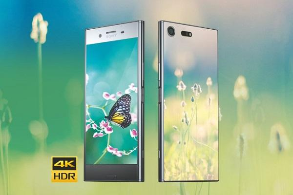 free shipping b4cb7 bb2e0 Sony launches dust and water-proof Xperia XZ Premium with 4K HDR ...