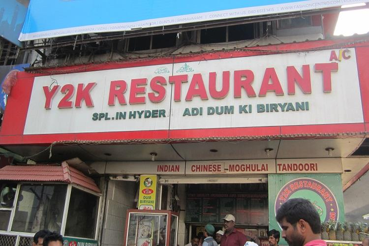 Filthy kitchen and stale meat Hyderabads Y2K restaurant sealed