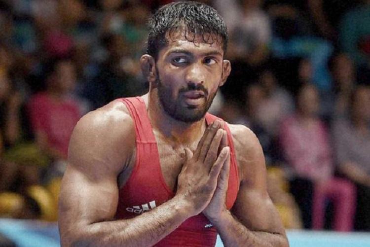 Wrestler Yogeshwar loses Rio freestyle qualification bout