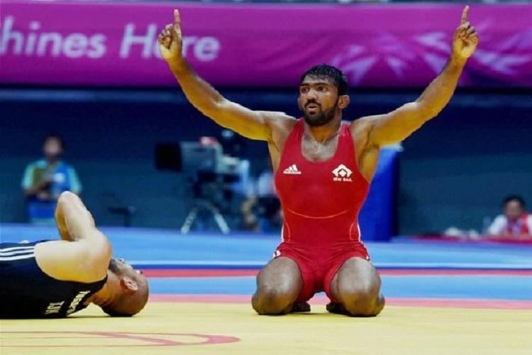 My London Olympics bronze upgraded to silver Yogeshwar Dutt