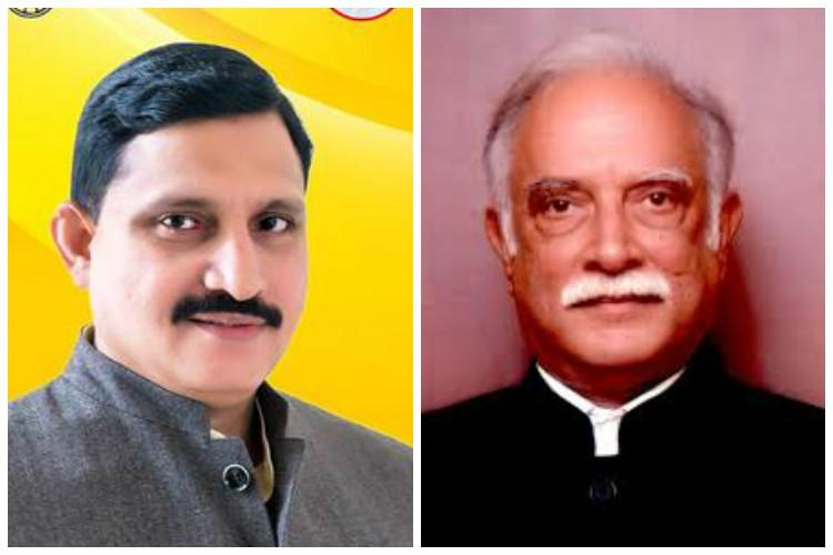 TDP ministers Gajapathi Raju and Y S Chowdary submit resignation to Modi