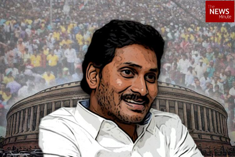 Jagan all set to become Andhra CM as TDP faces a rout in