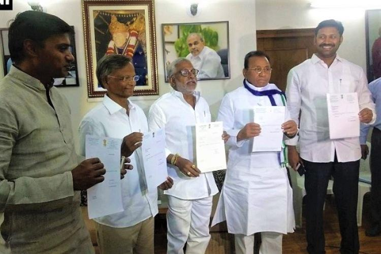 LS Speaker calls YSRCP leaders for meeting Wont go back on resignations say MPs