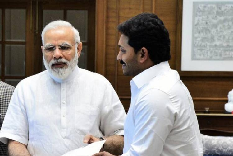 After Jagan-Modi meet ED to investigate its own officials acting on Naidus behest