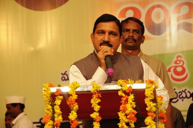 ED summons TDP MP Sujana Chowdary after raids at residence offices in Hyd