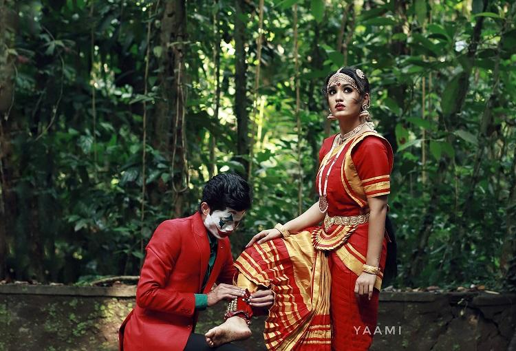 When Joker collaborated with Nagavalli A Kochi photographers film-inspired shoot