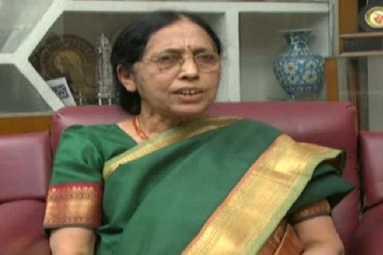 Popular Telugu novelist Yaddanapudi Sulochana Rani passes away at 78
