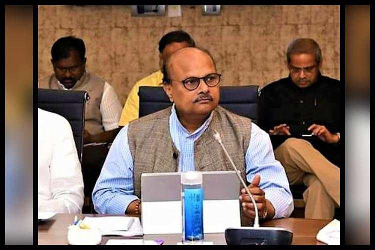 Andhras financial situation is under stress says state Finance Minister