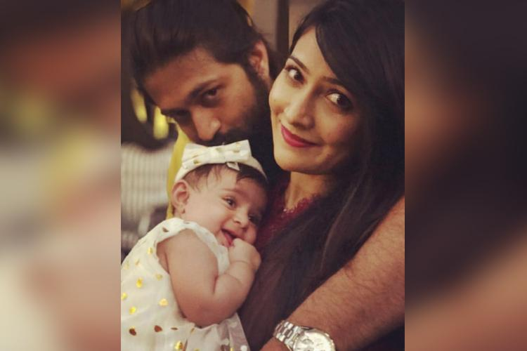 Actors Yash and Radhika announce second pregnancy with adorable video
