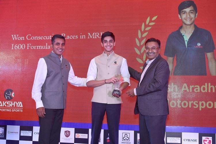 Racing to the finish Meet Yash 17-yr-old motor sports champion from Bengaluru