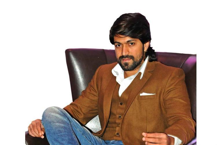 Sandalwood actor Yash campaigns for BJP in Mysuru JDS in Mandya