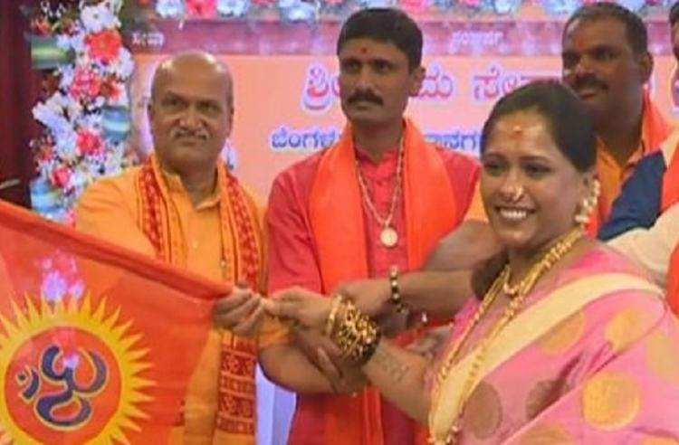 History-sheeter becomes Sri Rama Sene womens unit chief Police victims cry foul
