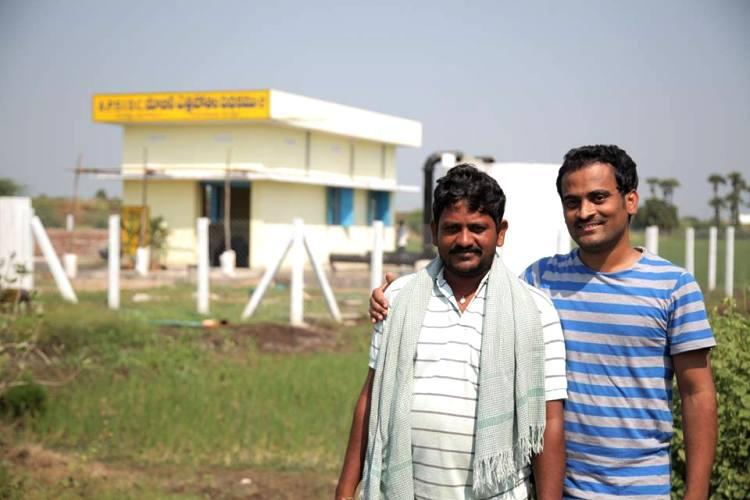 How an Andhra software engineer moved back to his native village and is developing it