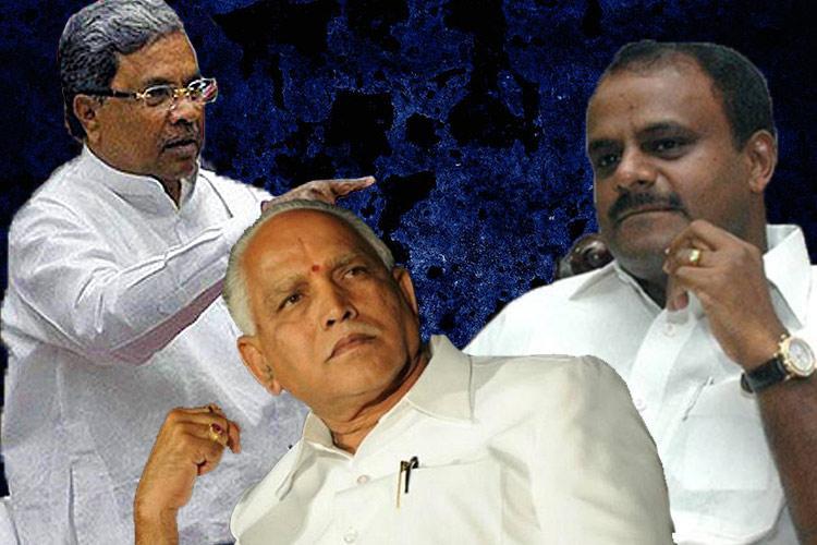 Pre poll survey claims big win for Cong in Karnataka JD S calls it big sham