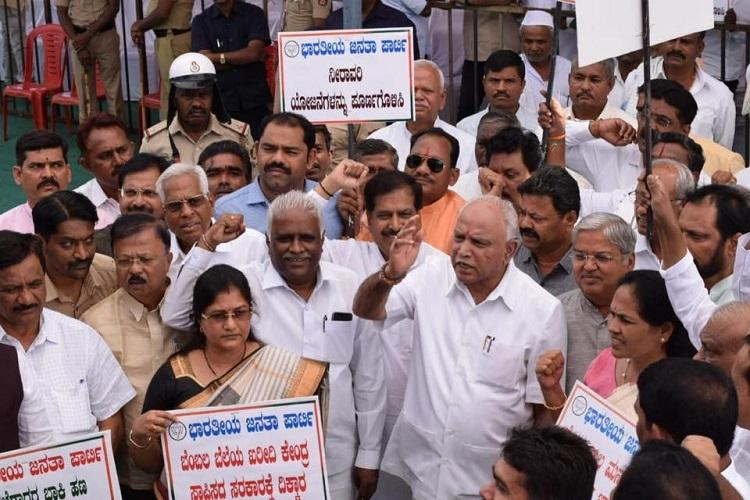 BJP backs Karnataka farmers stir on day one of Belagavi Assembly session