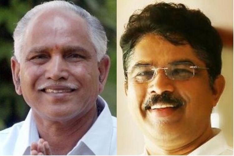Infighting in Ktaka BJP as saffron party courts Congress Vokkaliga leaders