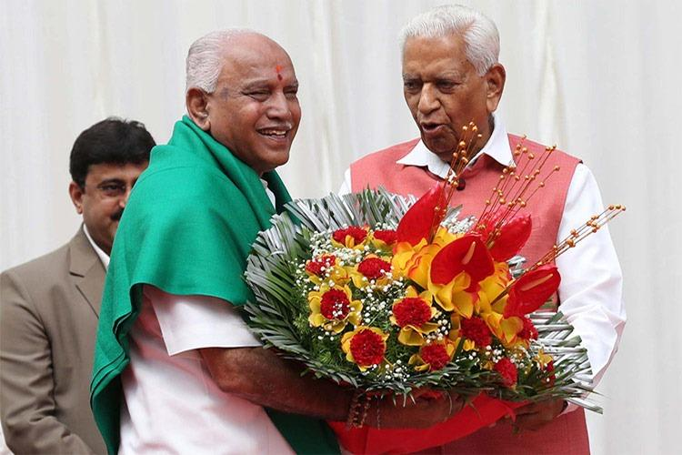 Explainer Ktaka Guv invites Yeddyurappa to form govt but did he follow guidelines