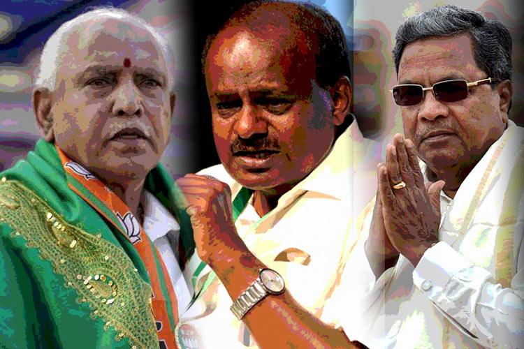 Inside pre-poll brokering in Karnataka What BJP and Congress are offering the JDS