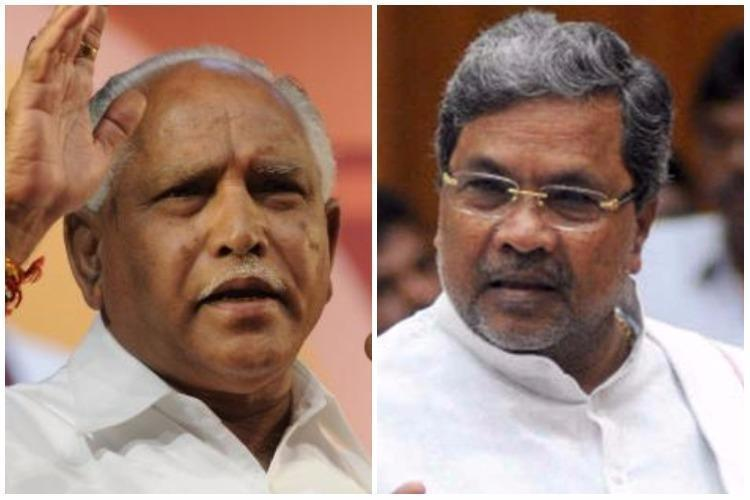 Shame on you Yediyurappa Siddaramaiah slams CM over Sec 144 in Karnataka