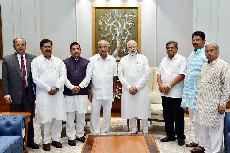 Ktaka cabinet may be expanded on Aug 19 BJP prepares list of ministerial candidates