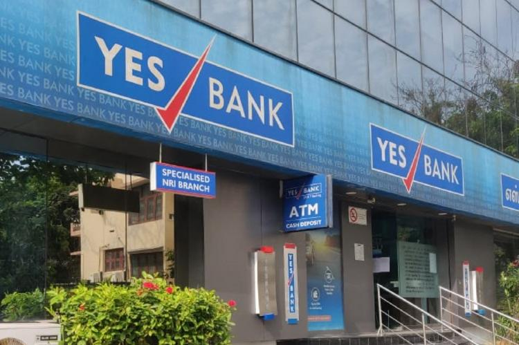 Yes Bank branch in Chennai