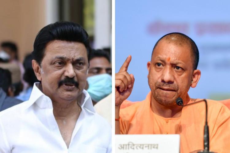 Stalin and Yogi clash in words ahead of TN polls