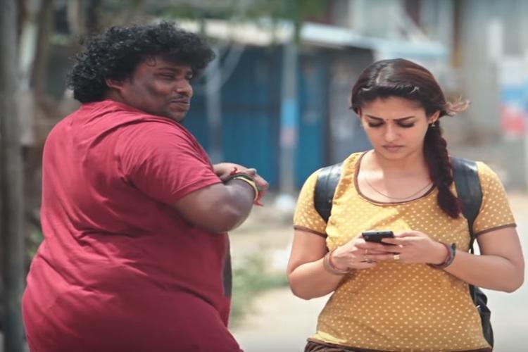 Yogi Babu to team up with Nayanthara again in Sarjuns thriller