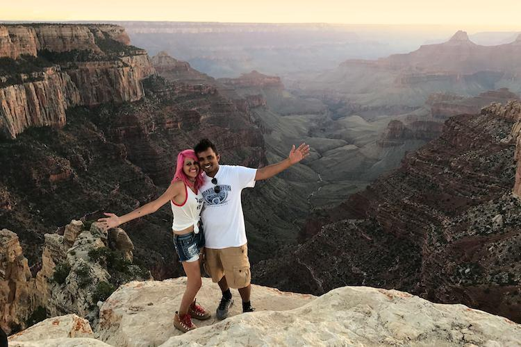 Malayali couple who fell off cliff in US was wary of daredevil selfies on social media