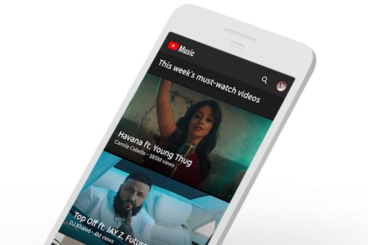 YouTube Music launched in India offers premium version at Rs 99 per month