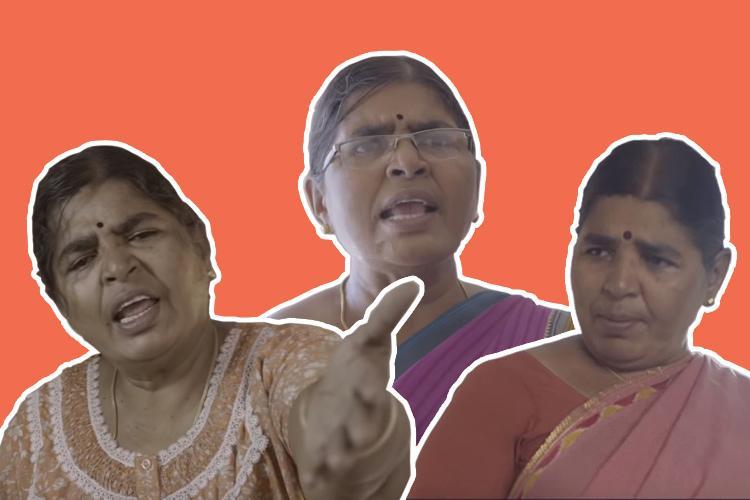 Slaying it in Kongu Tamil TNs favourite YouTube amma Nakkalites Dhanam on her journey