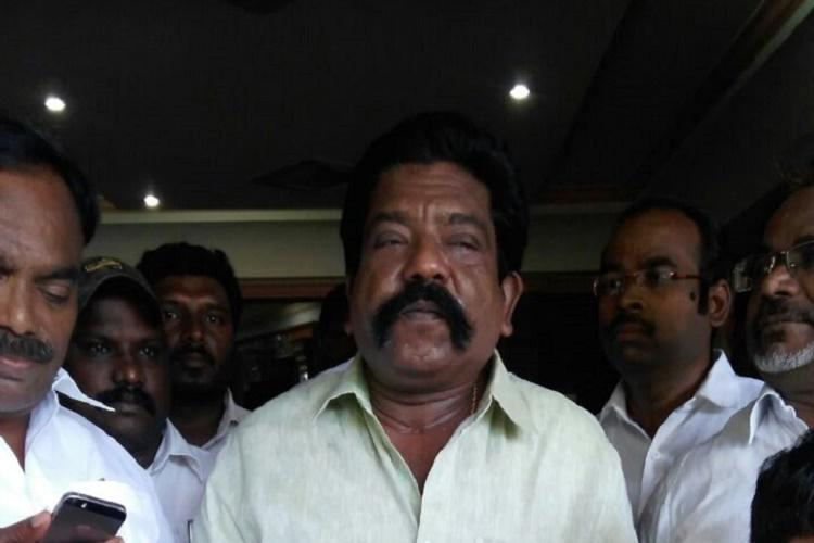 First signs of rebellion emerge in Vijayakanths party after teaming up with PWF