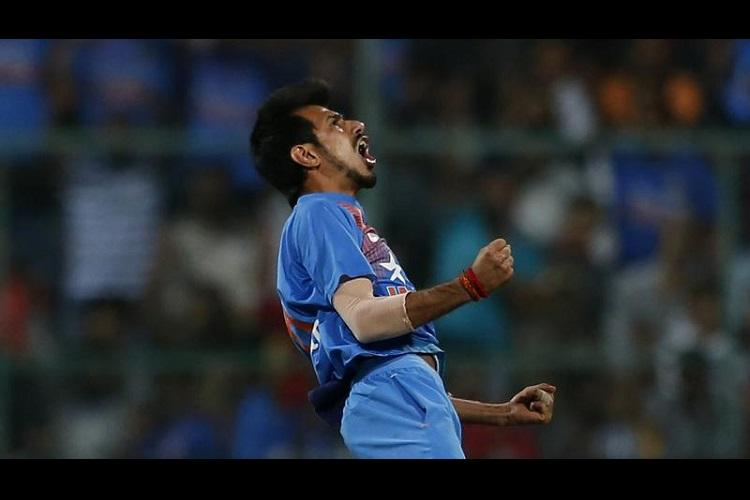 Architect of Indias T20 win over Eng Yuzvendra Chahal has also excelled in one other sport