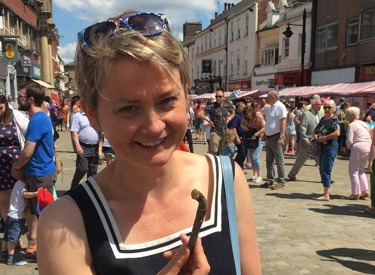 Twitter too slow to act on abusive content British MP Yvette Cooper